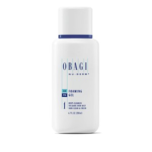Obagi Nu-Derm Foaming Gel - For Normal to Oily Skin