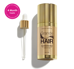 Grande Hair Rejuvenation Serum For Fuller & Healthier Looking Hair